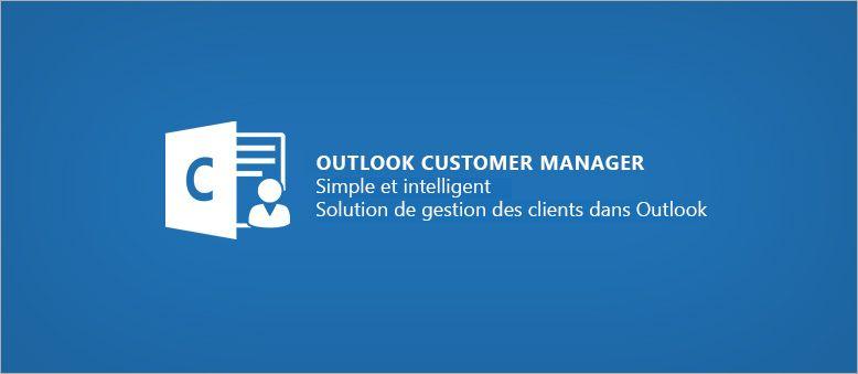 Logo Outlook Customer Manager
