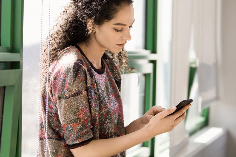 קבצים המוצגים ב- OneDrive במחשב Tablet