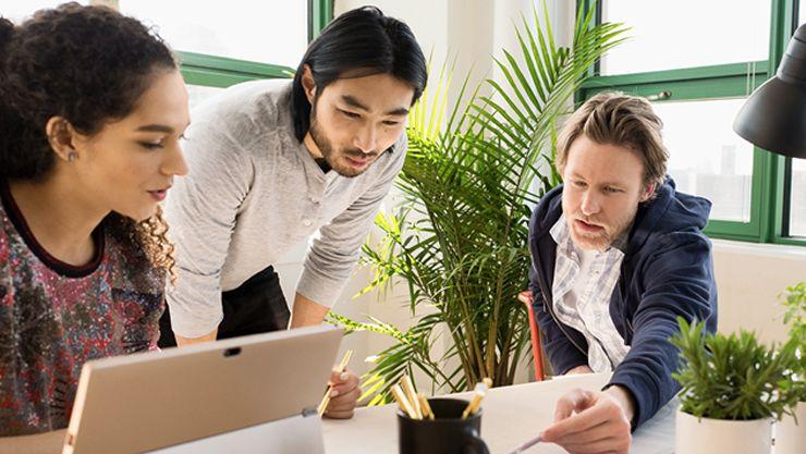 מידע על תוכניות Office למשתמשים עסקיים