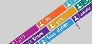 कार्य शीर्षकों की सूची, Office 365 Enterprise E5 के बारे में जानें.
