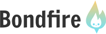 Logotip tvrtke Bondfire
