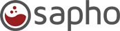 Logotip servisa Sapho