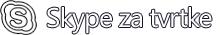 Logotip Skype za tvrtke