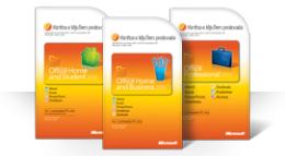 Korištenje kartice s ključem proizvoda za Office 2010