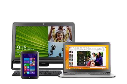 PC-k és táblagépek