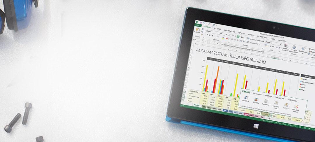 Office 365 – üzleti eszközök, amelyekre számíthat, bárhol és bármikor.