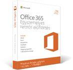 Office365 Egyszemélyes verzió