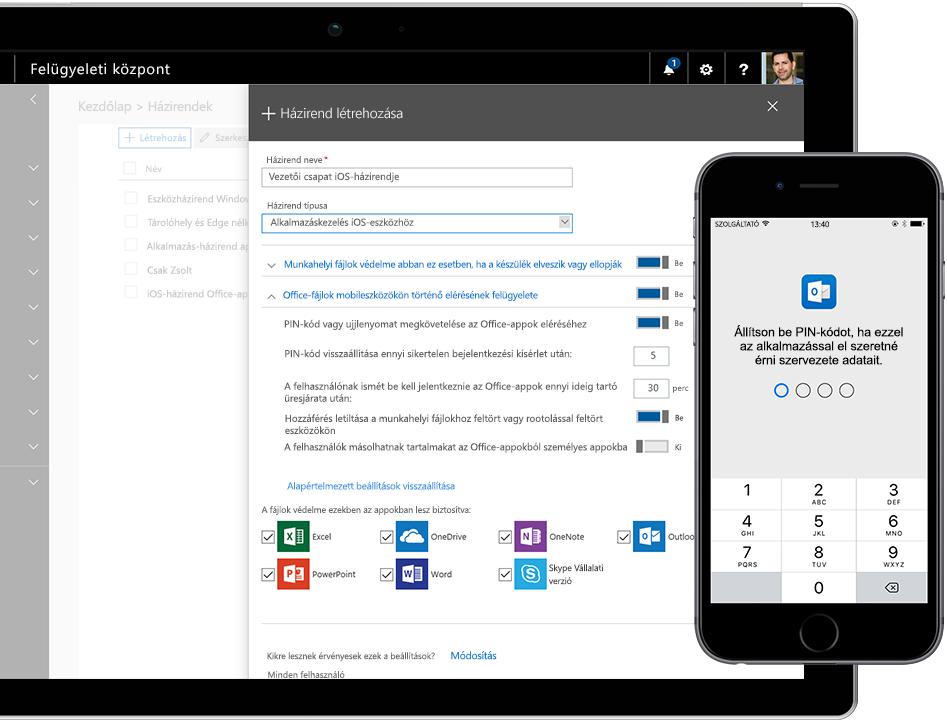 szabadságolási kérelmeket tartalmazó SharePoint-lista és egy, a Flow segítségével automatizált folyamat, amely egyéni e-mailt küld, ha valaki új szabadságolási kérelmet nyújt be