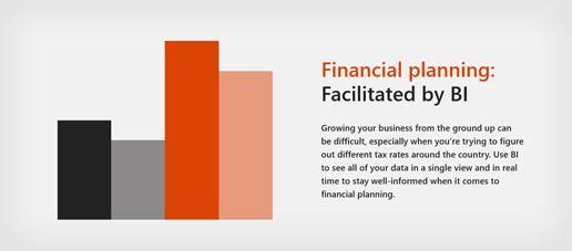 """A """"Growth: Powered by Business Intelligence"""" (Növekedés az üzleti intelligencia alapjain) című könyv egy lapja"""