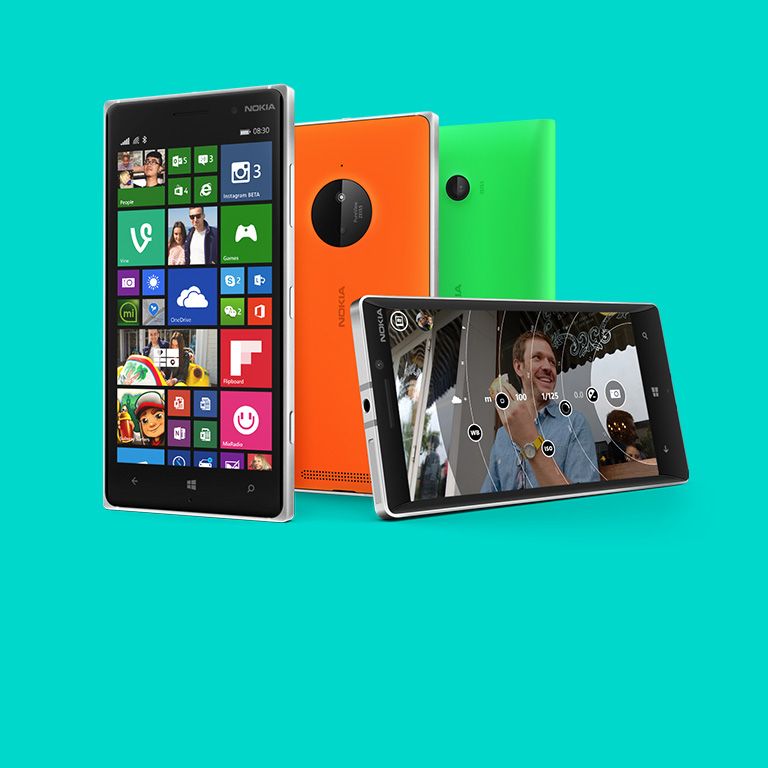 Legyen képes még többre egy okostelefonnal. Ismerje meg a Lumia eszközöket.