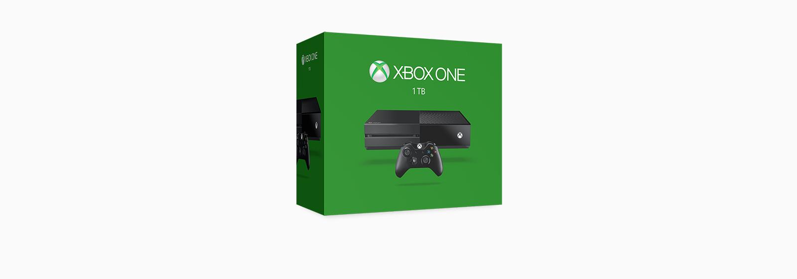 Tudjon meg többet az új 1 TB-os Xbox konzolról!