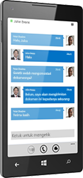 Lync 2013 untuk Windows Phone