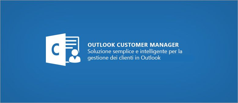 Logo di Outlook Customer Manager