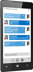 Lync 2013 per Windows Phone