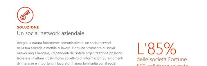 Pagina dell'eBook intitolato Collaborazione senza ostacoli sul luogo di lavoro