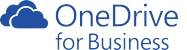Logo di OneDrive for Business