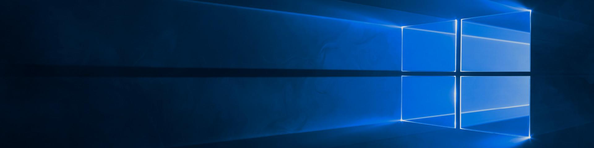 Raggi di luce che attraversano una finestra, acquista e scarica Windows 10
