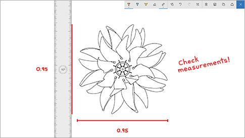Blocco da disegno Windows Ink