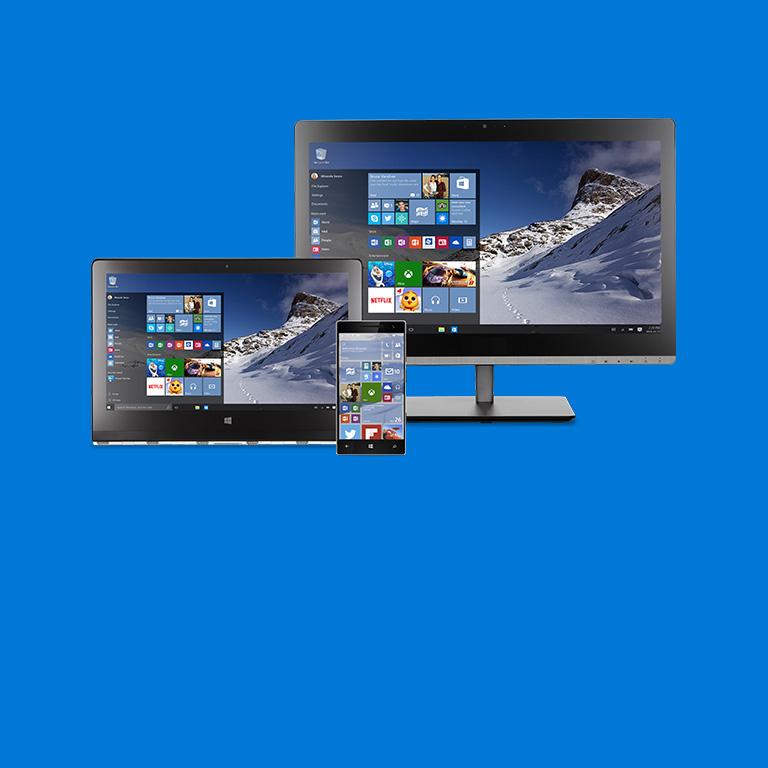 È il Windows che conosci, solo migliore. Disponibile dal 29 luglio 2015.