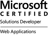 Microsoft Certified Solutions Developer: Web Applications