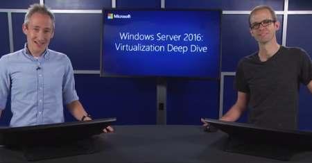 Screen shot from Virtualization Deep Dive video