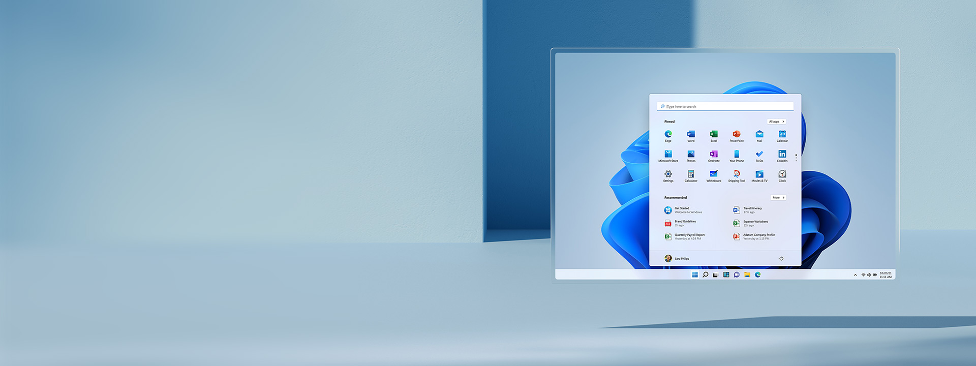 Windows 11 の写真