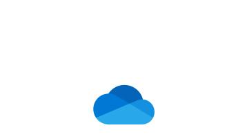 OneDrive バックアップブルークラウド