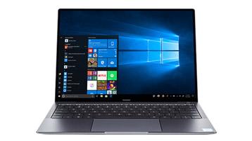 Windows 10 搭載ノート PC。