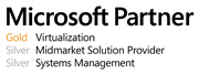 Microsoft Partners Gold Virtualization Silver Midmarket Solution Provider Silver Systems Management
