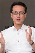 写真:東急建設株式会社 管理本部 情報システム部 部長 吉村 典之 氏
