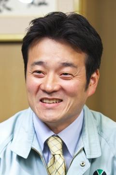 マルイチ株式会社 業務部 課長 實重 亮 氏