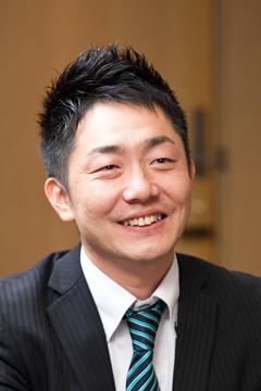 株式会社三光システム 開発部 主任 営業マネージャー 三鍋 俊介 氏