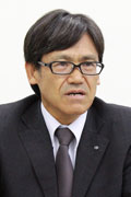 写真:株式会社みちのく銀行 営業企画部 上席担当役 小山 博昭 氏