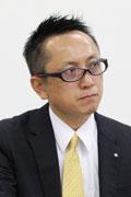 写真:株式会社みちのく銀行 営業企画部 担当役 對馬 清徳 氏