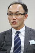写真:株式会社ドコモCS東北 法人営業部 サブマネージャー 石田 力也 氏