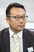写真:シーティーシー・エスピー株式会社 ソリューション第3営業部 部長代行 渡辺 裕介 氏