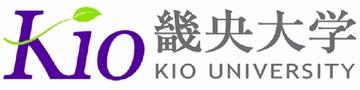 ロゴ:畿央大学