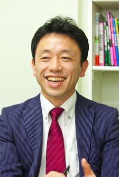 写真:株式会社アドダイス 代表取締役社長 伊東 大輔 氏