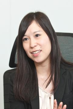 エンワールド・ジャパン株式会社 デスクトップヘルプデスクスペシャリスト 後郷 あゆみ 氏