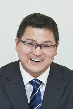 写真:株式会社クレスコ デジタル変革推進室 リーダー 馬目 英和 氏