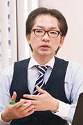 写真:株式会社サン・フレア 技術部門 情報システム部 システムサポート課 課長 大和田 康博 氏