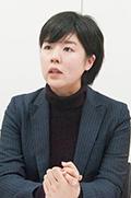 写真:株式会社サン・フレア ライフサイエンス事業本部 マーケティング部 小玉 亜里沙 氏