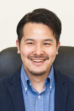 写真:株式会社イッカツ 経営管理部 総務人事グループ 林 由希也 氏
