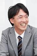写真: 株式会社インターネットイニシアティブ 関西支社 営業部 営業 3 課 課長 東岡 純一 氏