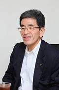 写真:十和田観光電鉄株式会社 代表取締役社長 白石 鉄右ェ門 氏
