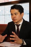 写真:ボクシーズ株式会社 代表取締役 鳥居 暁 氏