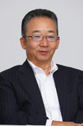 写真:ディーアールエス株式会社 代表取締役社長 松田 晴彦 氏