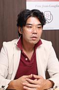 写真:株式会社アクアビットスパイラルズ Founder & CEO 萩原 智啓 氏
