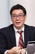 写真:横河レンタ・リース 情報システムセンタ インフラ・サポート課長 浅野井 宏之 氏