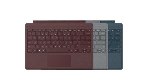 Surface Pro Signature タイプ カバーのイメージ